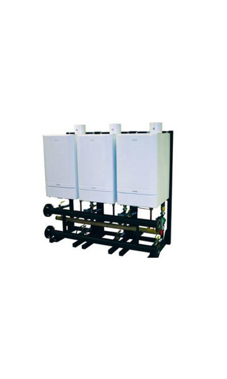 Termoteknik Evomax 42 Kw Duvar Tipi Yoğuşmalı Kazan 36.120 Kcal/H
