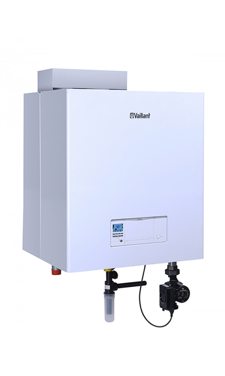 Vaillant ecoFit PLUS 150 KW Duvar Tipi Premix Yoğuşmalı Kazan - Pompa Dahil