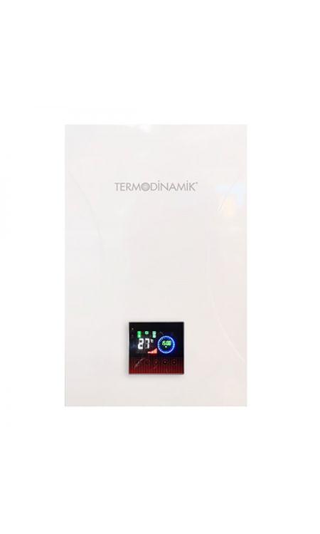 Termodinamik Dek 30 Kw Dokunmatik Panelli Elektrikli Kombi 25.800 Kcal/H